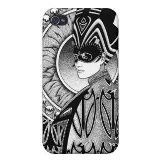 Raven iPhone 4 Savvy Matte Finish Case Case For iPhone 4
