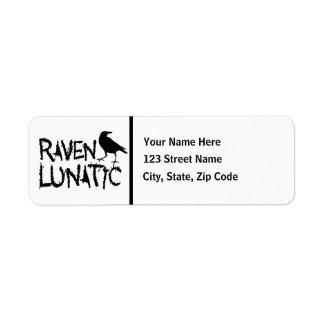 Raven Lunatic Black Crow