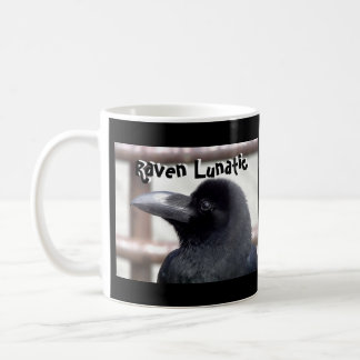 Raven Lunatic! Coffee Mug