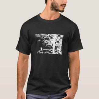 Raven Lunatic  Template Tshirt