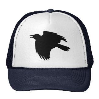 Raven Lunatic Trucker Hat