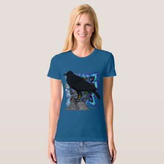 Raven Magick Ladies Organic T-Shirt