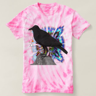 Raven Magick Ladies Tie-Dye T-shirt