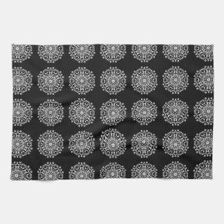 Raven Mandala Kitchen Towel