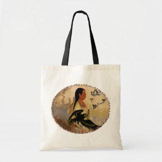 Raven Maven Tote Bag