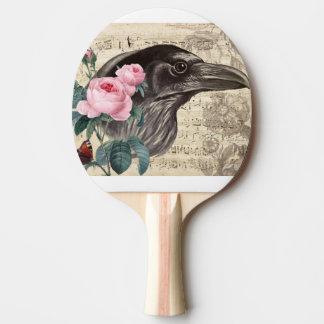 Raven Music Ping Pong Paddle