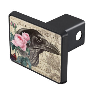 Raven Music Trailer Hitch Cover
