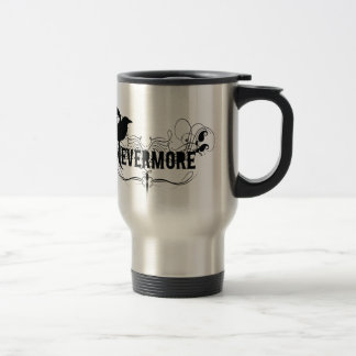 Raven Nevermore Travel Mug