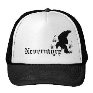 Raven Nevermore Trucker Hat