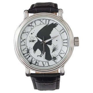 Raven Nevermore Watch
