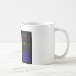 Raven Nicole Regular Logo and Numerous Names Coffee Mug