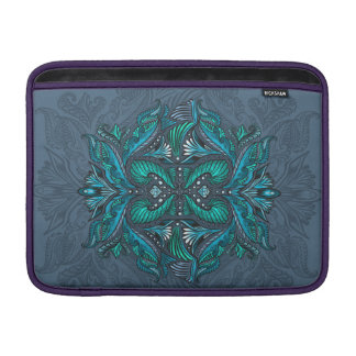 Raven of mirrors, dreams, bohemian, shaman MacBook sleeve