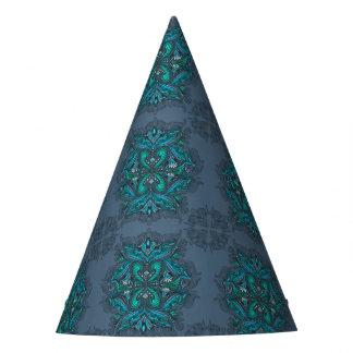 Raven of mirrors, dreams, bohemian, shaman party hat