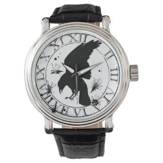 Raven plus jamais montres bracelet