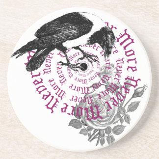 Raven & Rose coaster