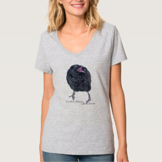 Raven Shaman Shirt by Beth Surdut