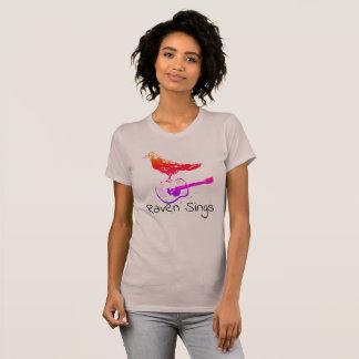 raven sings T-Shirt