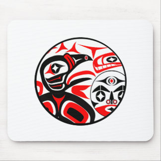 Raven Song Mouse Pad
