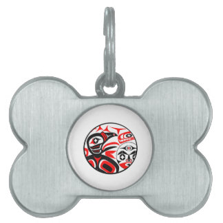Raven Song Pet Tag