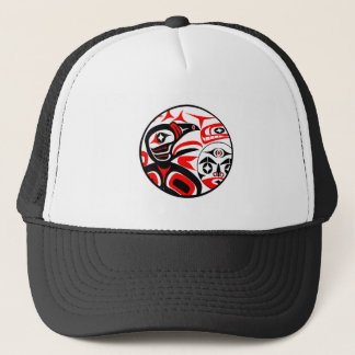 Raven Song Trucker Hat