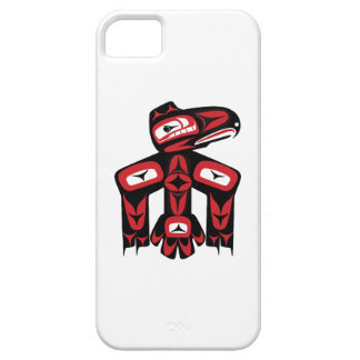 Raven Spirit iPhone 5 Covers