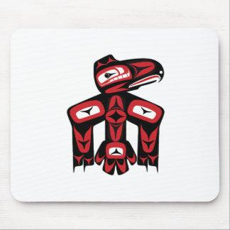 Raven Spirit Mouse Pad
