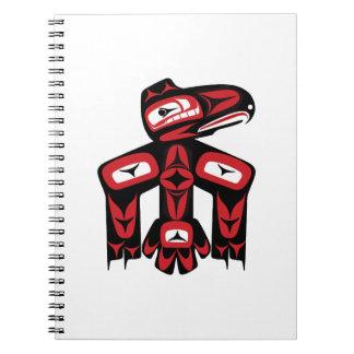 Raven Spirit Notebook