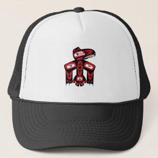 Raven Spirit Trucker Hat