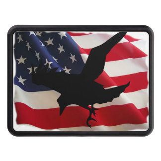 Raven Trailer Hitch Cover
