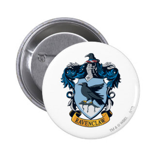 Ravenclaw Crest 2 Inch Round Button