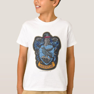 Ravenclaw Crest 4 Tees