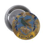 Ravenclaw Crest HPE6 2 Inch Round Button