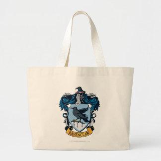 Ravenclaw Crest Large Tote Bag
