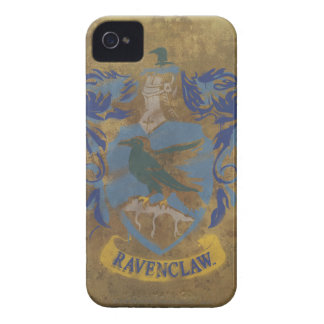 Ravenclaw Crest Painted Case-Mate iPhone 4 Case
