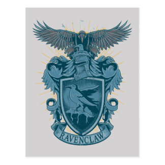 RAVENCLAW™ Crest Postcard