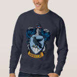 Ravenclaw Crest Pull Over Sweatshirts
