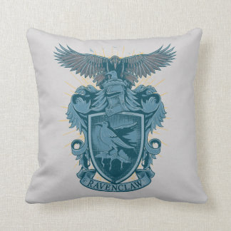 RAVENCLAW™ Crest Throw Pillows