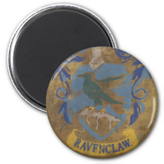 Ravenclaw Painting 2 Inch Round Magnet