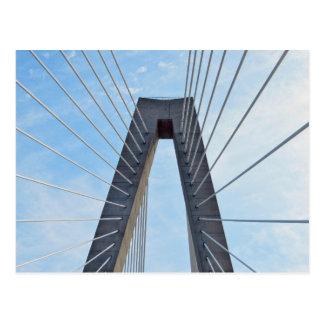 Ravenel Bridge, Charleston, South Carolina Postcard