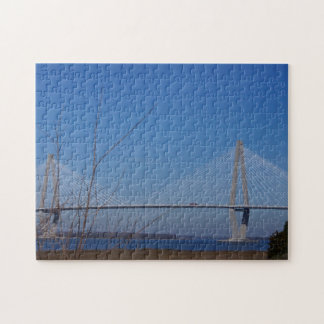 Ravenel Bridge Jigsaw Puzzle