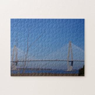 Ravenel Bridge Puzzles