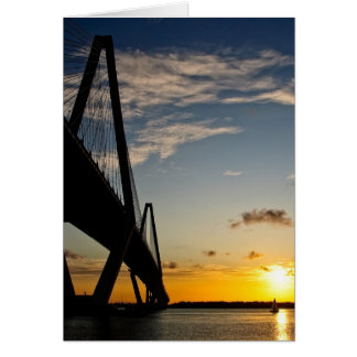 Ravenel Sunset Sail Card