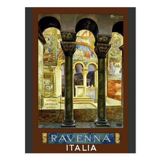 Ravenna Italy Postcard