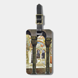 Ravenna Italy Vintage Travel Luggage Tag
