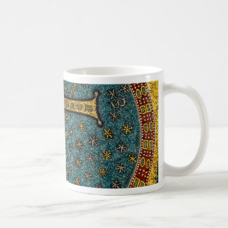 Ravenna Mosaic Cross Coffee Mug