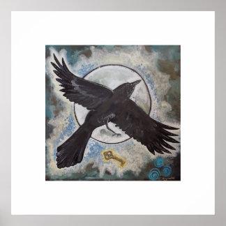 Raven's Gift Poster