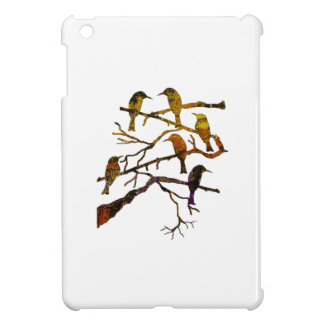 Ravens in the Mist iPad Mini Cover