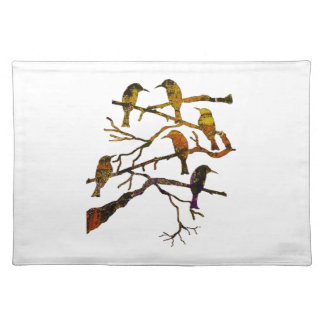 Ravens in the Mist Placemat