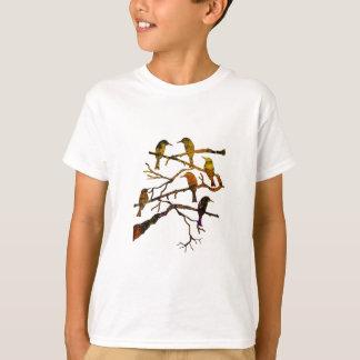 Ravens in the Mist T-Shirt