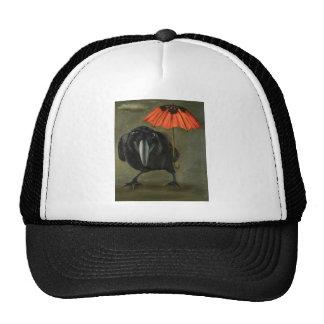 ravens rain 2 trucker hat